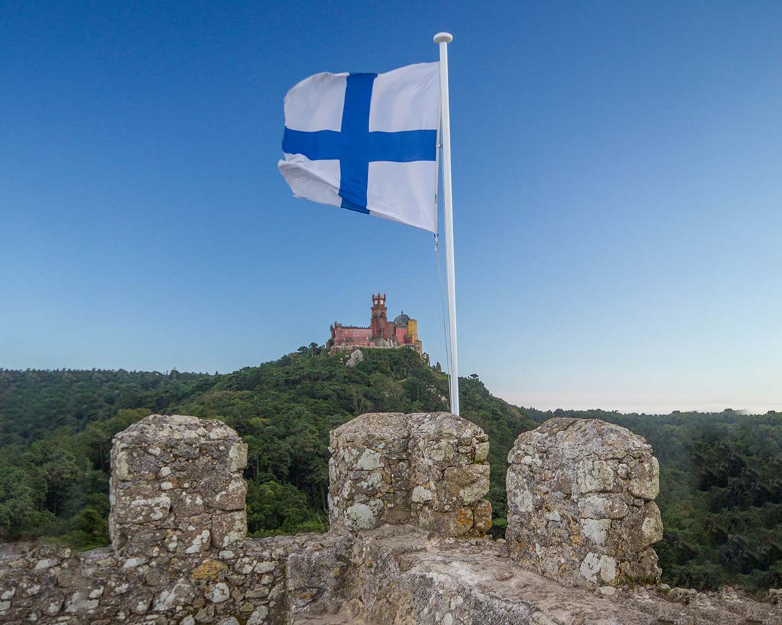 Best Day trips from Lisbon Portugal Sintra