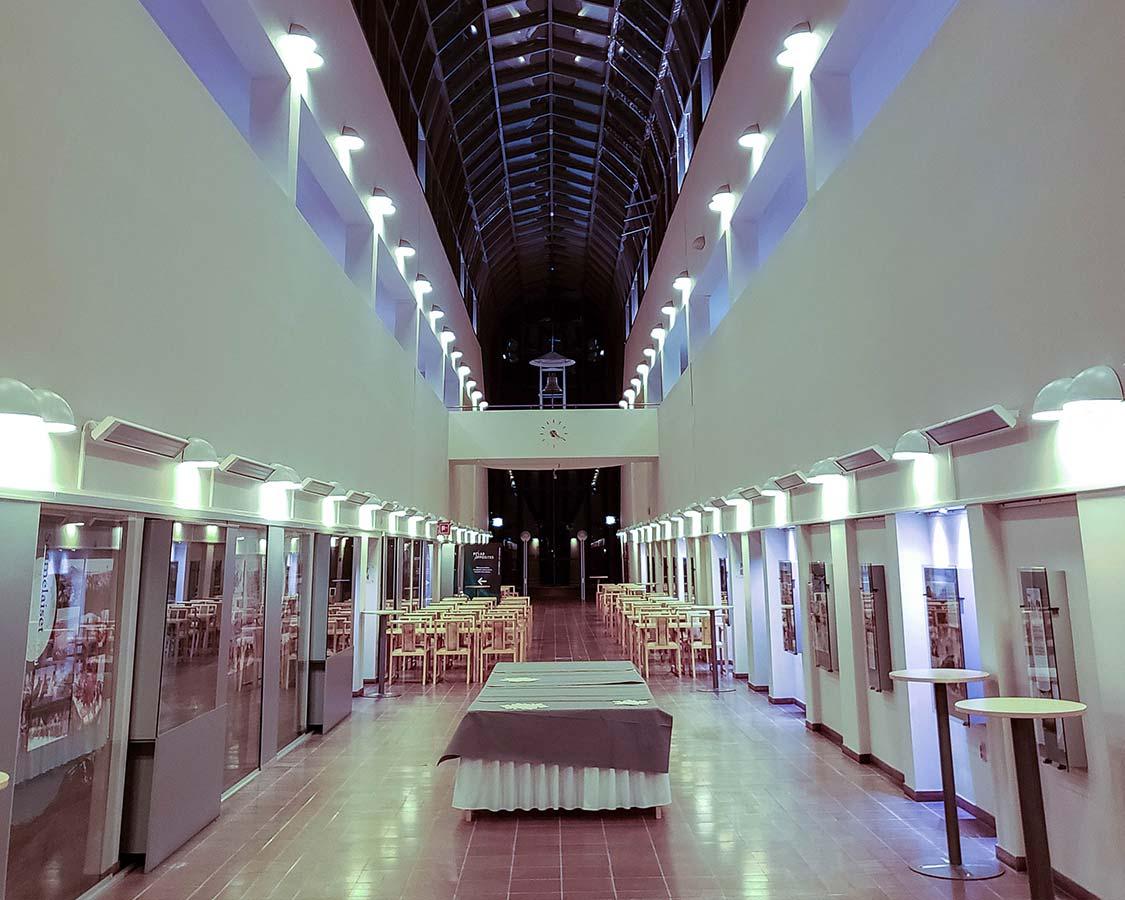 Cultural activities in Rovaniemi Arktikum Science Museum