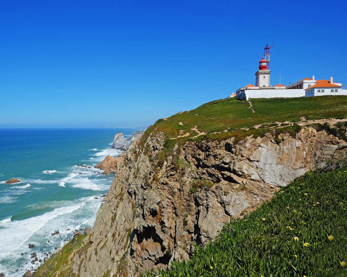 Day trips from Lisbon Cabo De Roca