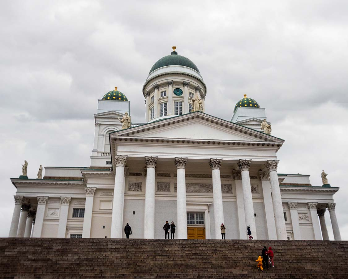 Things to do in Helsinki Cathedral