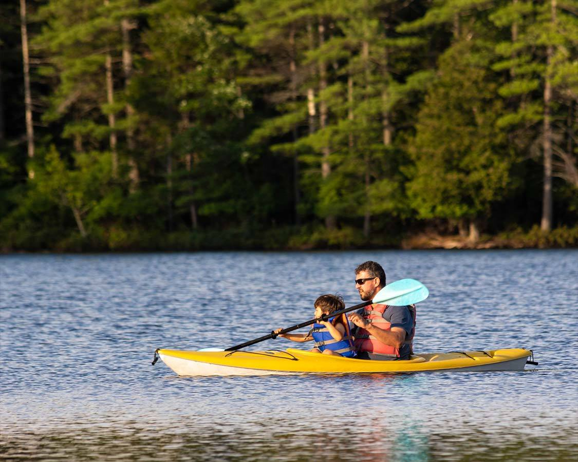 Little Wolf Beach Tupper Lake NY things to do