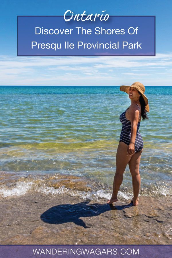 things to do at Presqu Ile Provincial Park