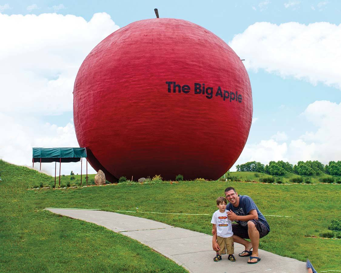 The Big Apple Colborn Ontario