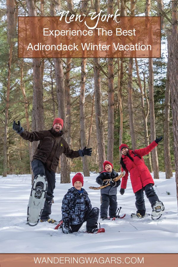 Adirondack Winter Travel
