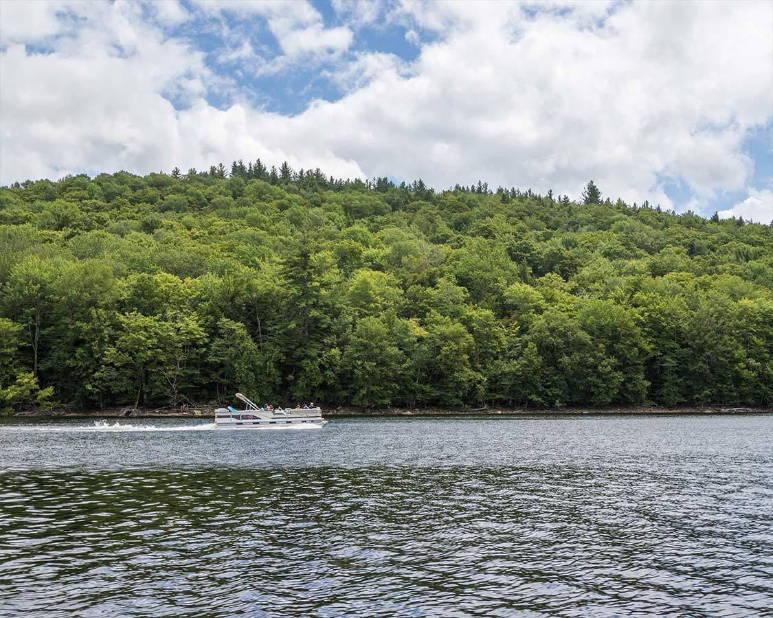 Saranac Lake Boating