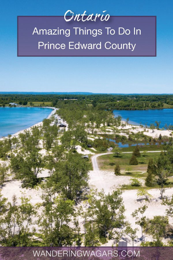 What to do in Prince Edward County