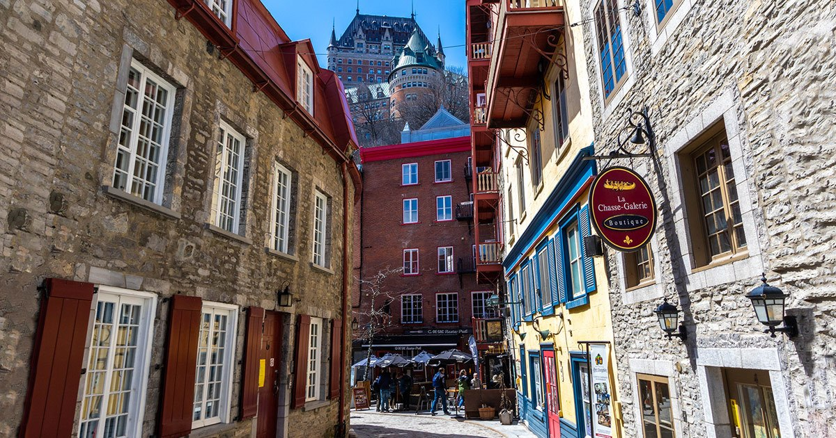 Check Out These Fun Things To Do In Quebec City This