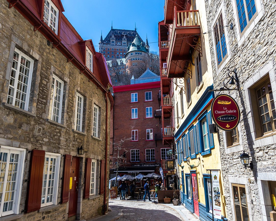 Check Out These Fun Things To Do In Quebec City This Summer