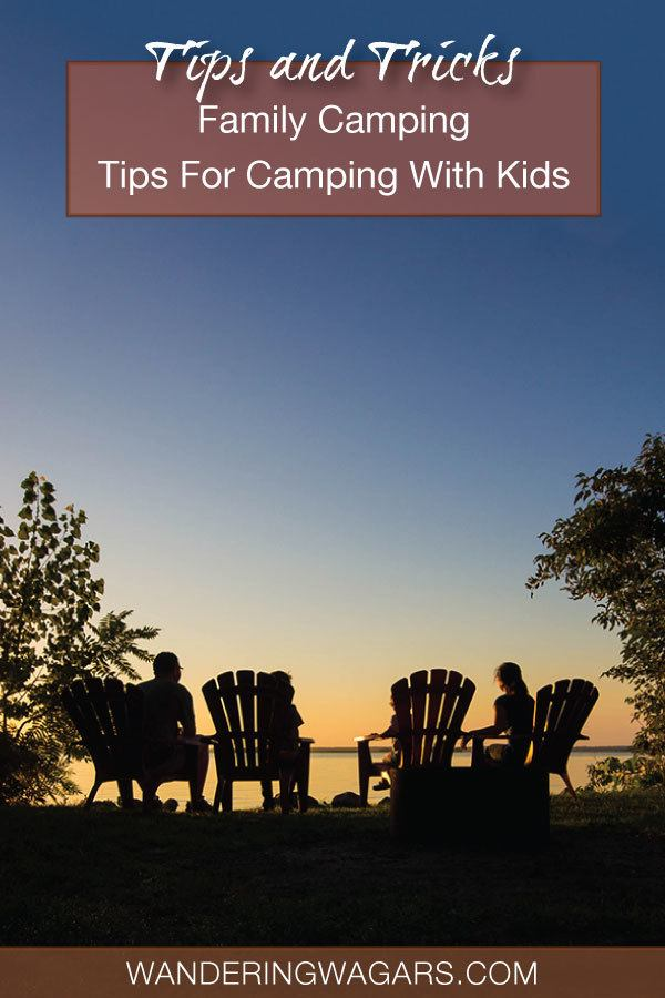 camp with kids ideas