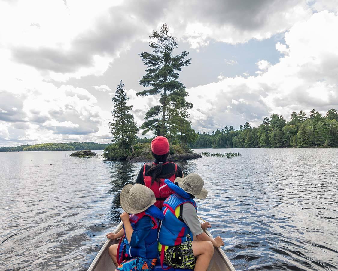 Silent Lake Provincial Park Camping