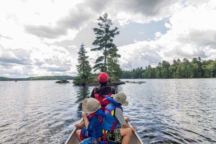 Silent Lake Ontario