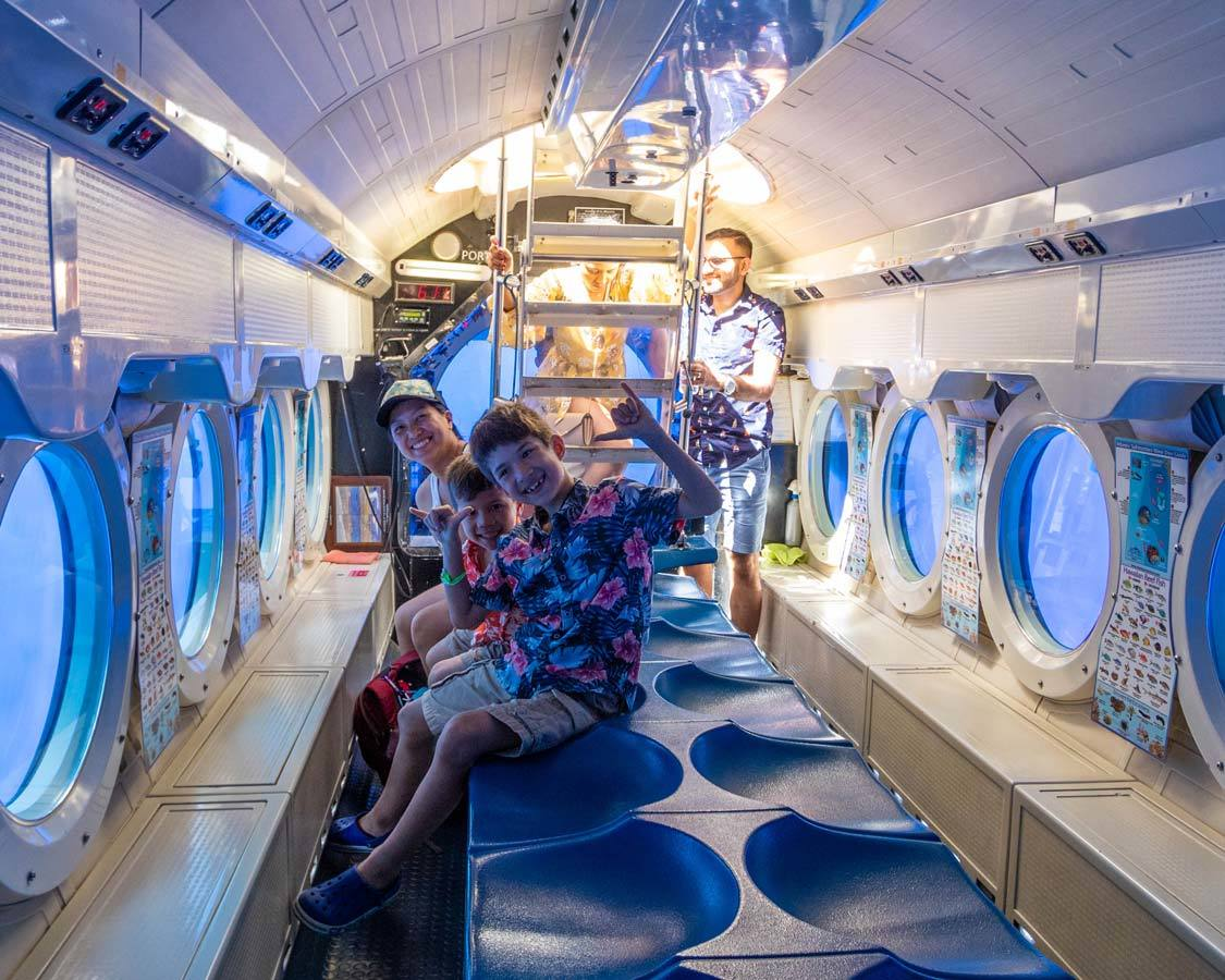 Top Tips To Experience The Maui Submarine Tour In Lahaina