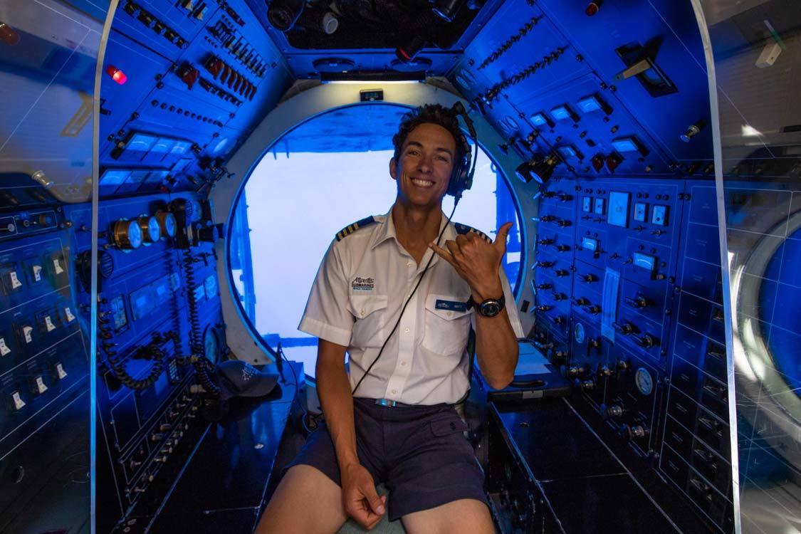 atlantis submarine maui worlds coolest job