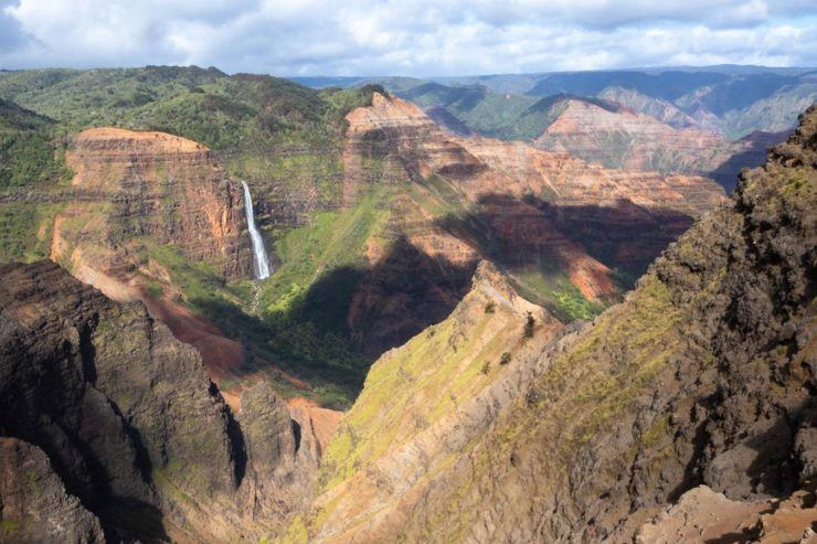 Kauai Waimea Canyon State Park