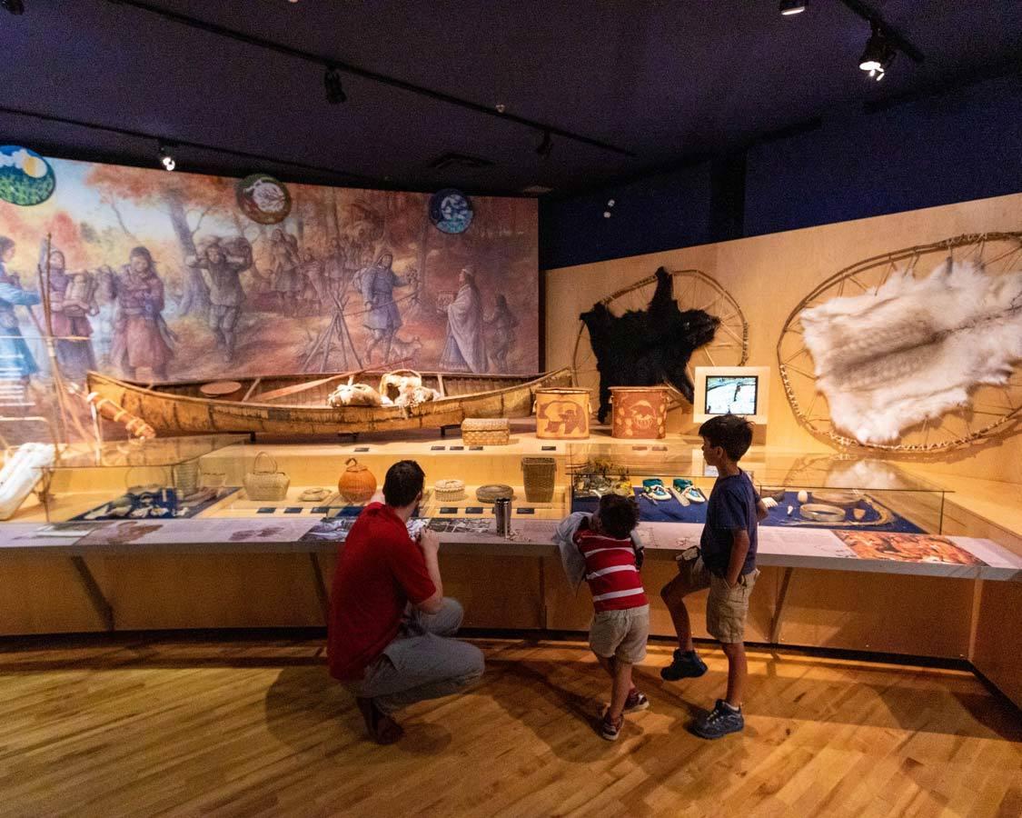 Indigenous Tourism In Quebec Abenakis Museum Odenake