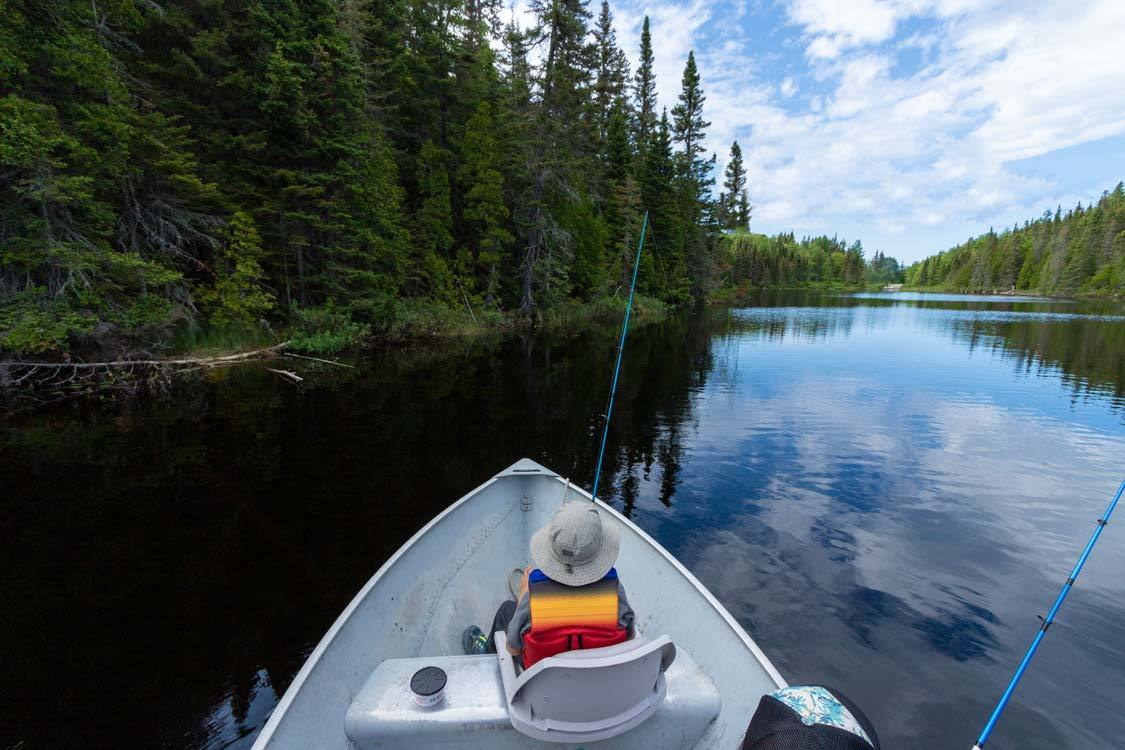 Pourvoirie Lac A Jimmy Fishing Quebec Indigenous Tourism