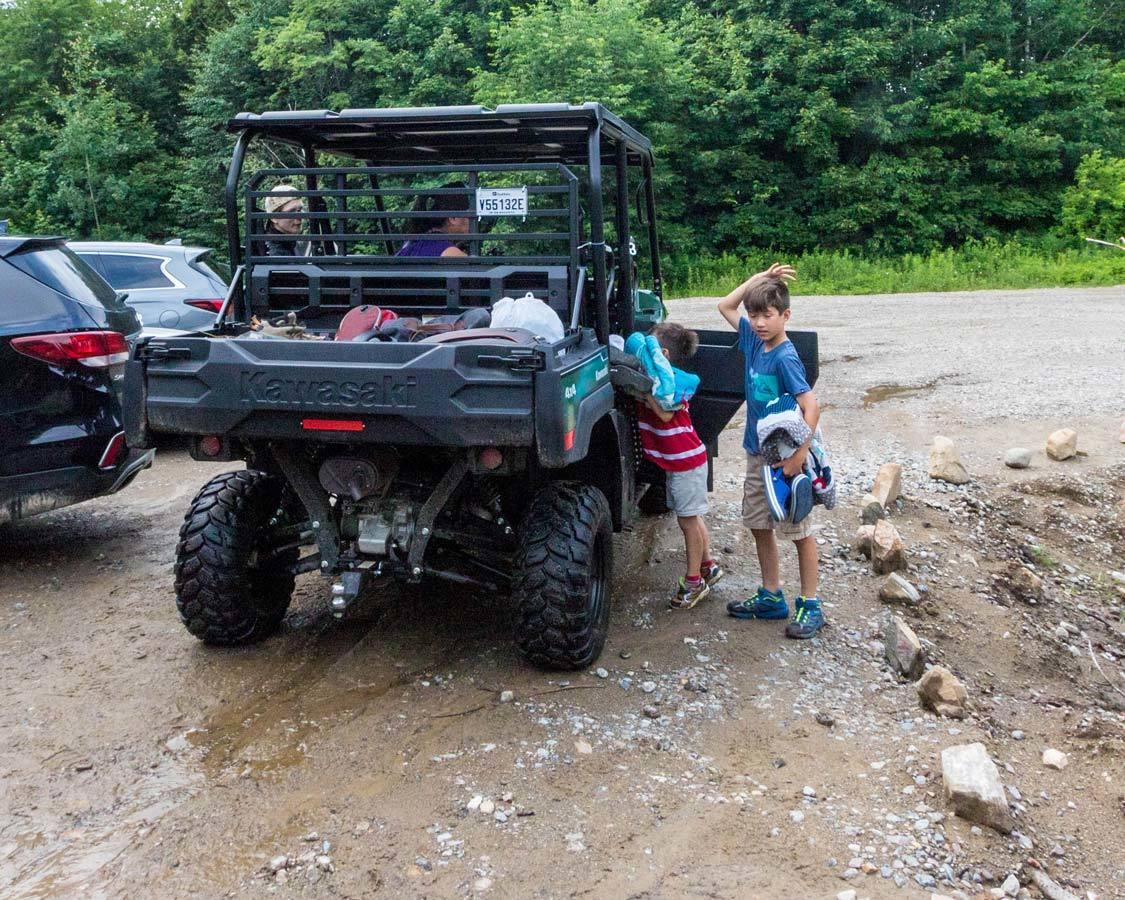 Amishk Adventures ATV