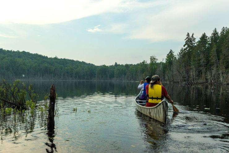 Amishk Adventures Indigenous Tourism Quebec