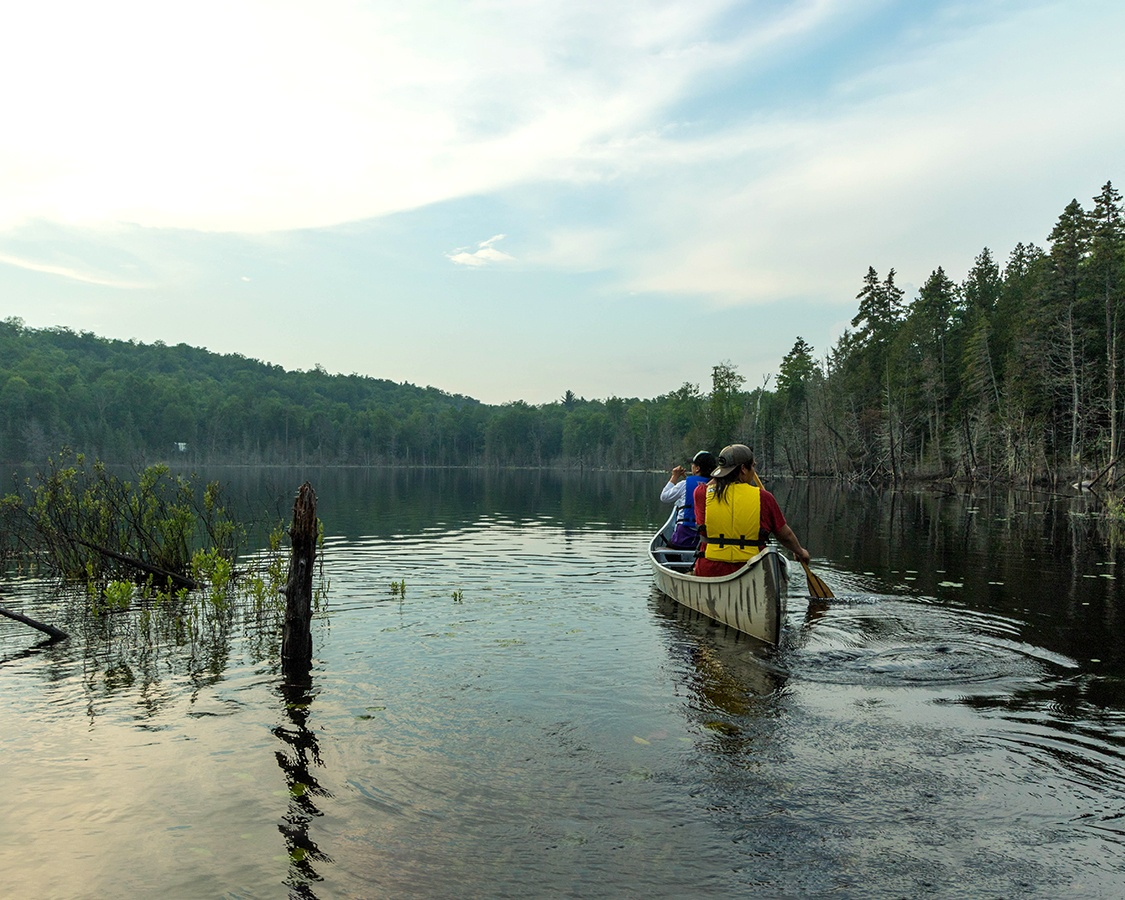 Amishk Adventures Indigenous Tourism Quebec