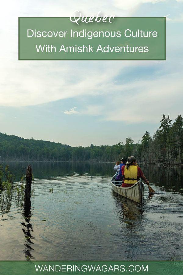 Amishk Adventures Indigenous culture travel