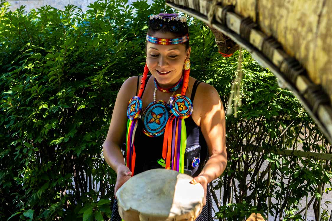 Indigenous Experiences in Ottawa for children