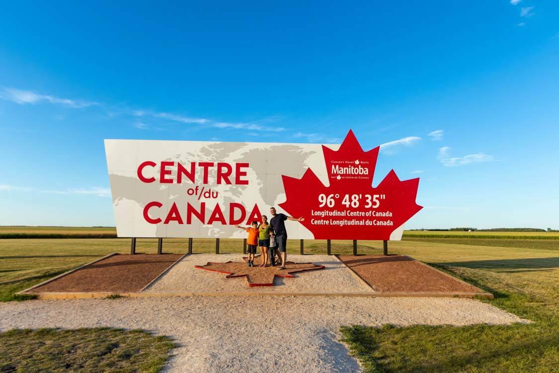 Winnipeg Activities Centre of Canada Park