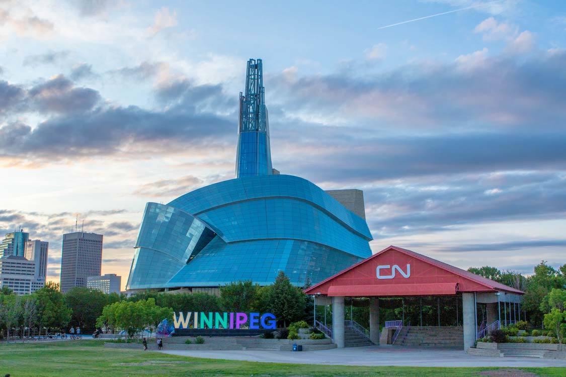 The Forks Winnipeg
