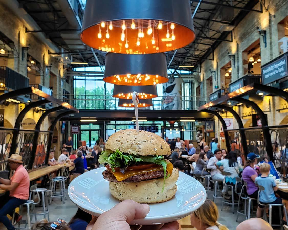 Where To Eat In The Forks Market Winnipeg