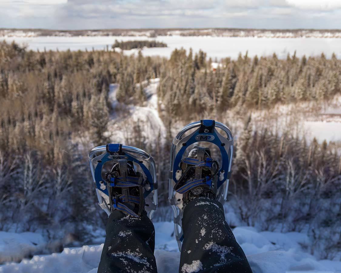 Top of the World Hiking Trail Whiteshell Manitoba