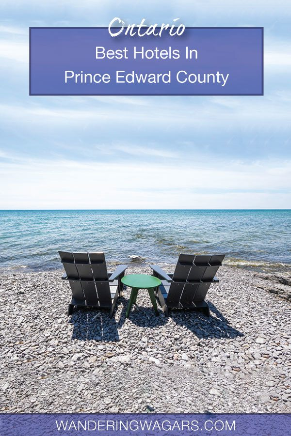 Prince Edward County Hotels
