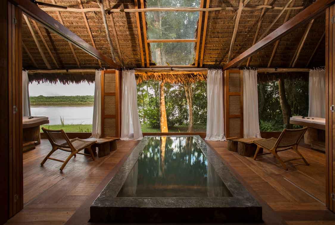 Best Luxury Amazon Resorts In Peru