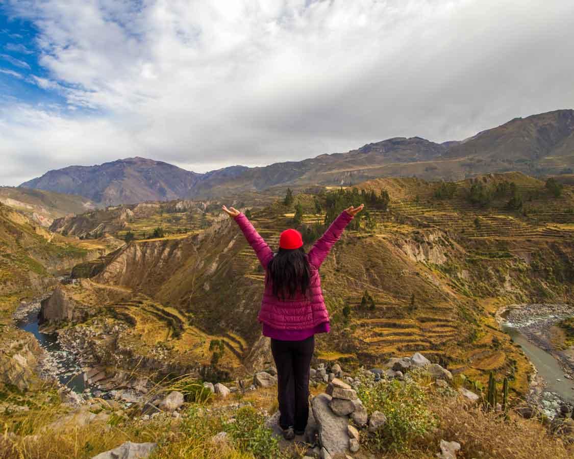 Luxury Peru Resorts Colca Canyon