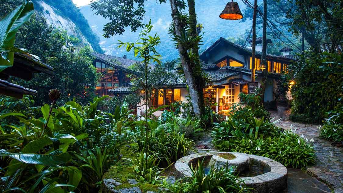 Luxury Resorts in Machu Picchu Peru