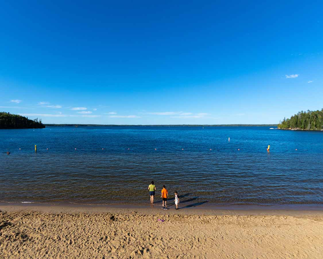 Manitoba things to do West Hawk Lake Whiteshell