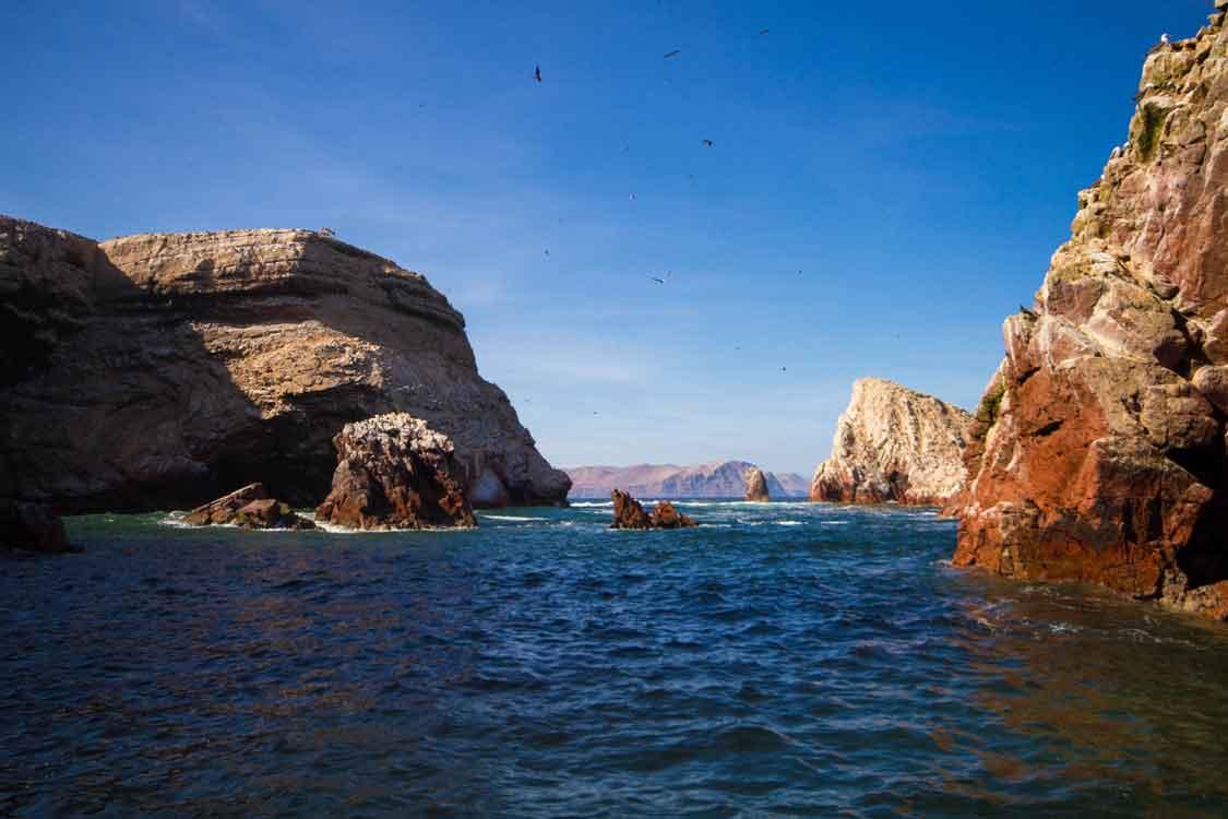 Paracas Peru Resorts