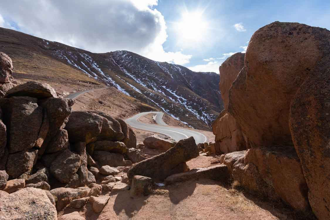 Pikes Peak road trip tips