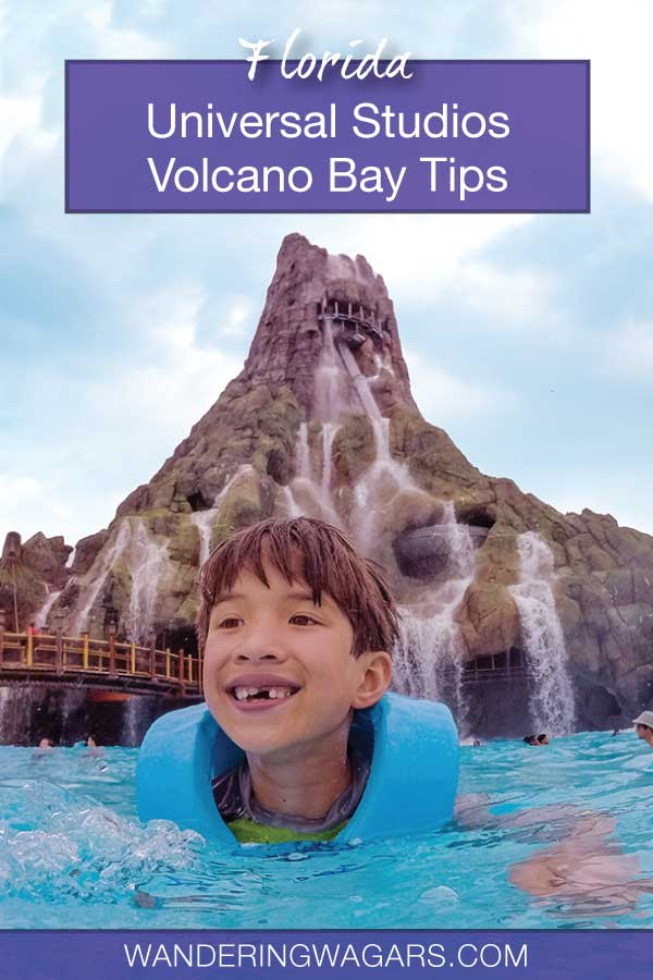Universal Studios Volcano Bay Tips