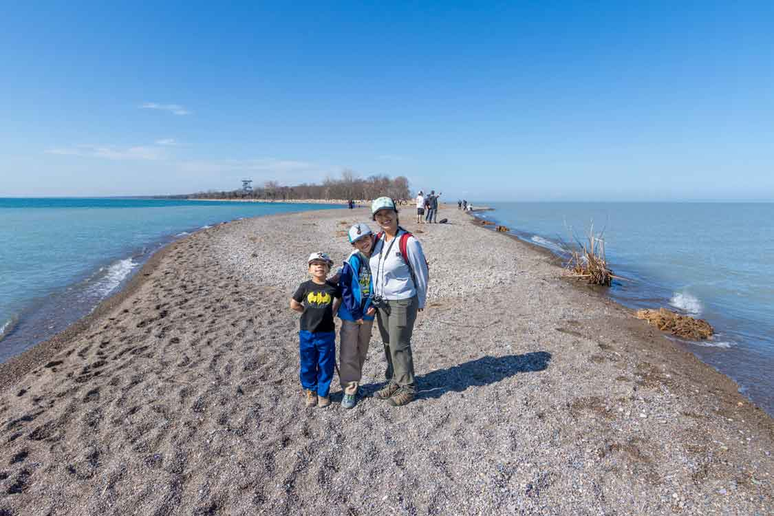 Wandering Wagars at Point Pelee National Park
