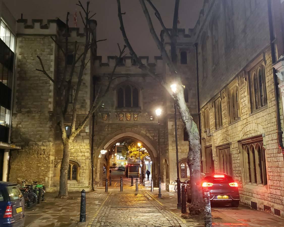 Wandering Wagars in London England