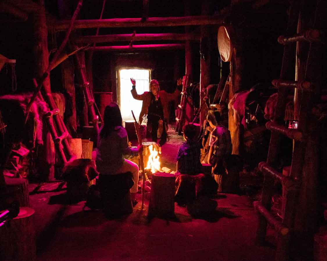 Wandering Wagars in Wendake Quebec