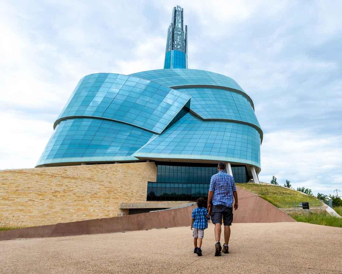 Wandering Wagars in Winnipeg Manitoba