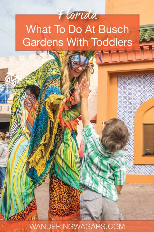 What To Do At Busch Gardens With Toddlers