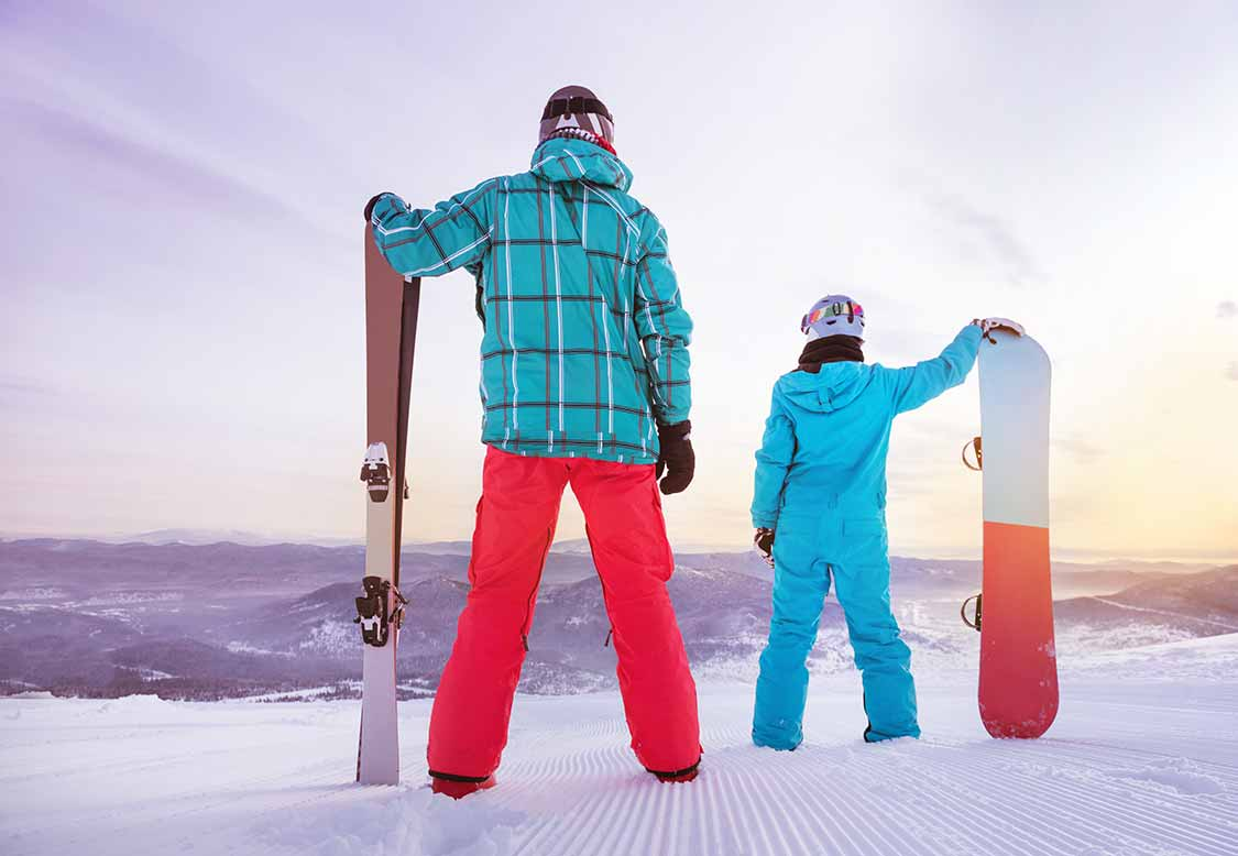 Family ski gear guide