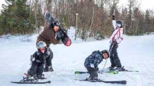 How To Plan A Family Ski Trip