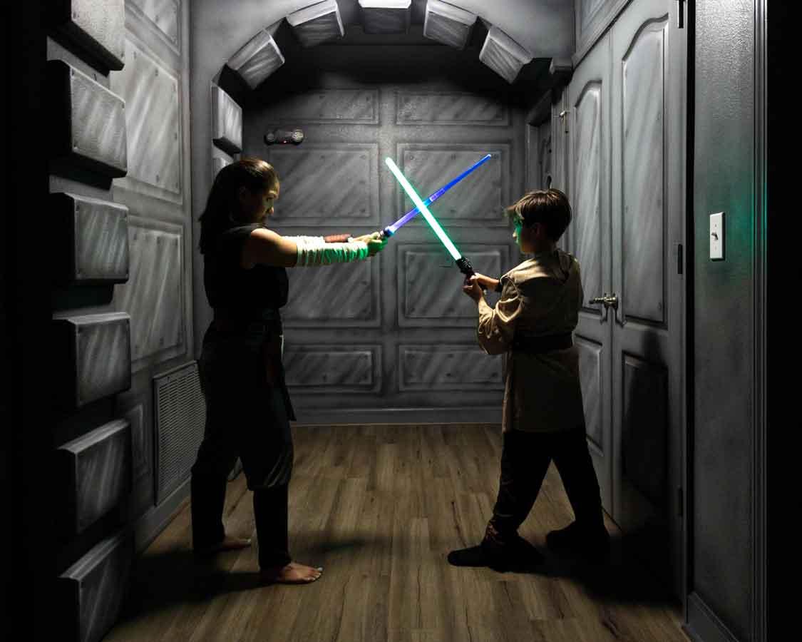 Jedi Fight In Orlando Star Wars Vacation Home