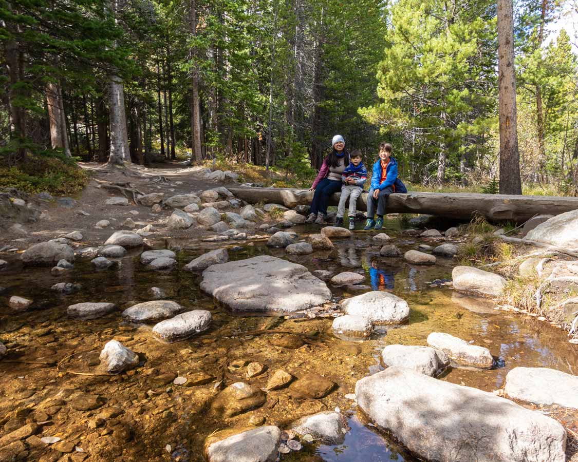 Family Hikes In Rocky Mountain National Park