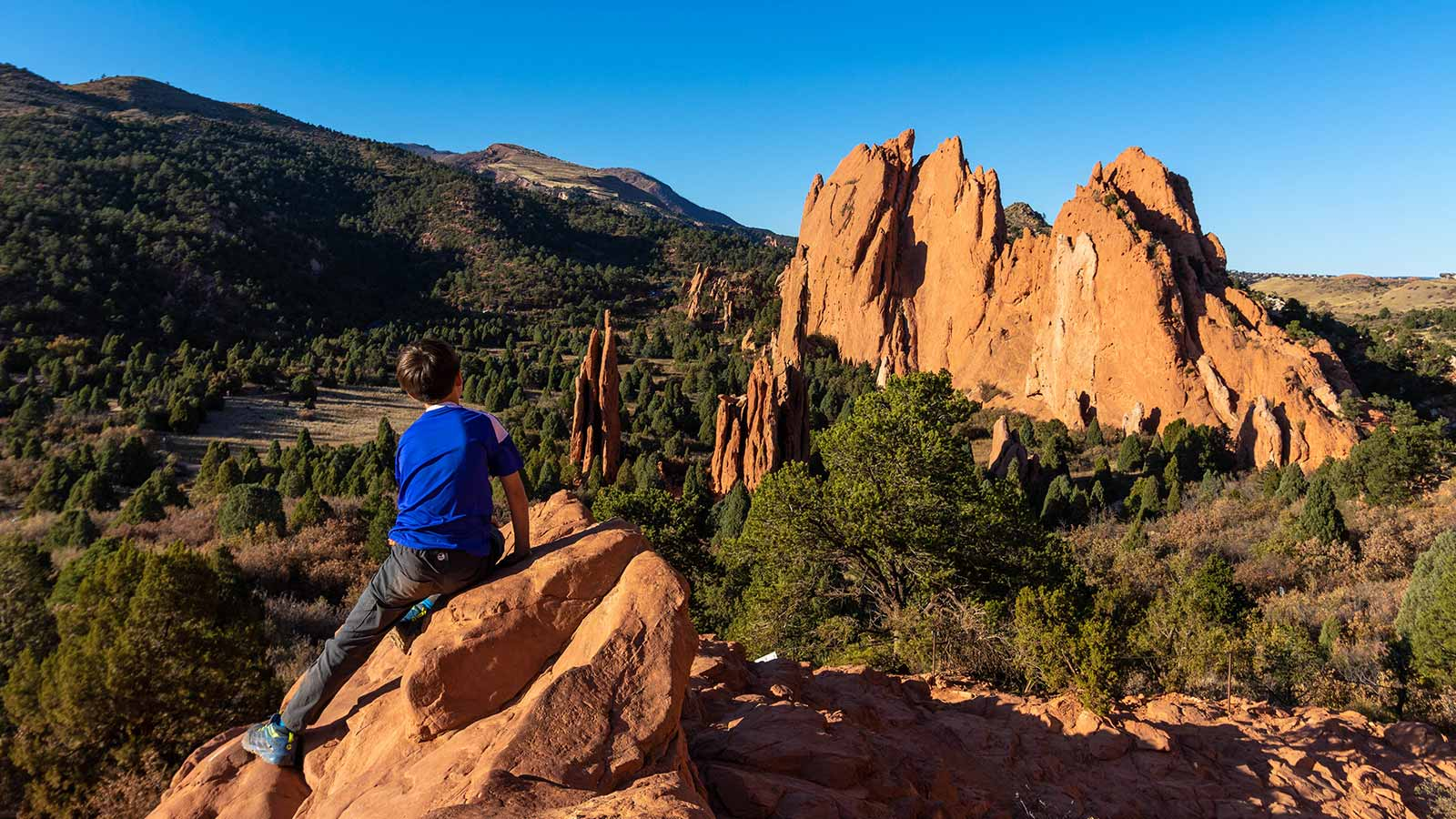 These Garden Of The Gods Hiking Trails Are Perfect For Exploring