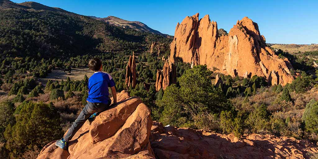 Garden of the Gods Hiking Trails