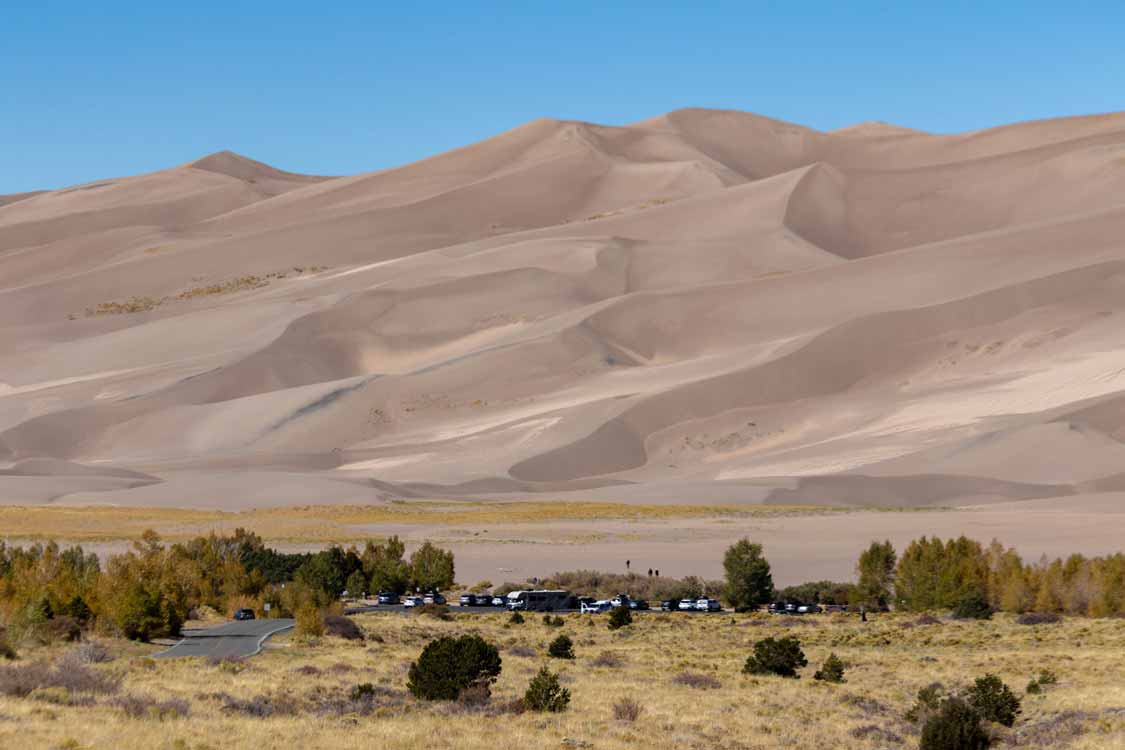 Great Sand Dunes National Park camping