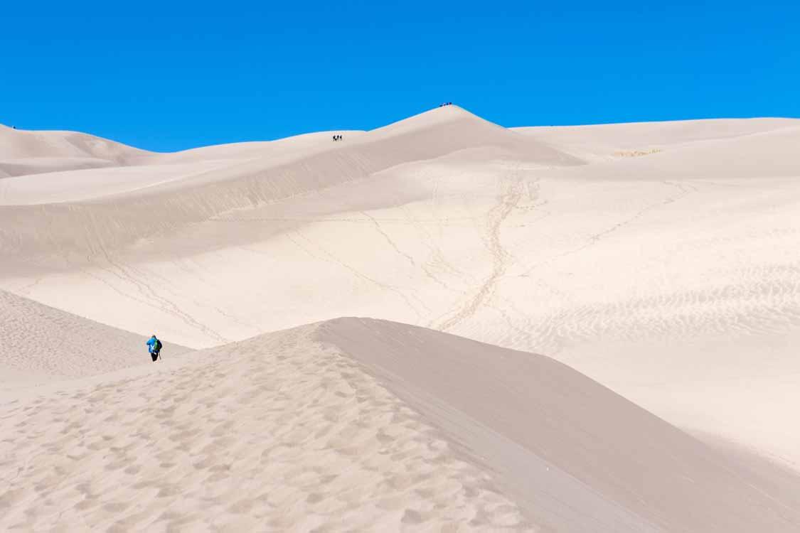 High Dune Hike Great Sand Dunes National Park
